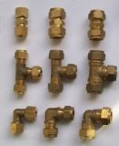 Microbore Compression Fittings - 8, 10 and 12mm